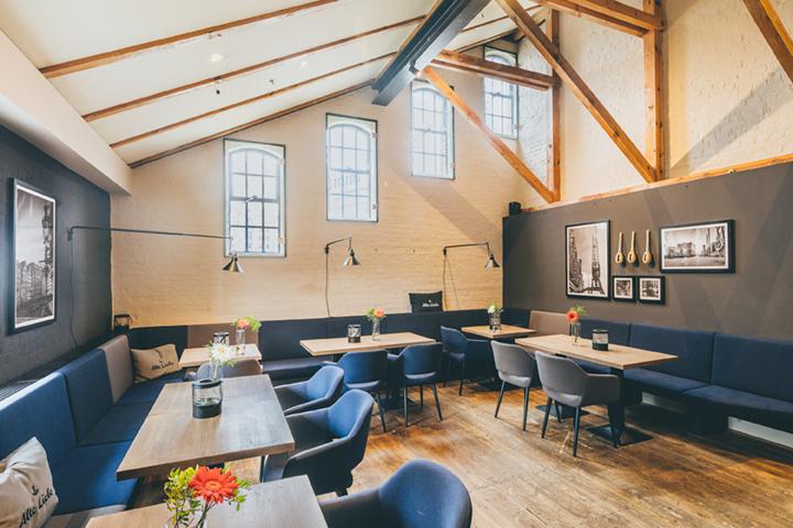 Alte Liebe Café Bar Mittagstisch In Der Hafencity Kaispeicher B