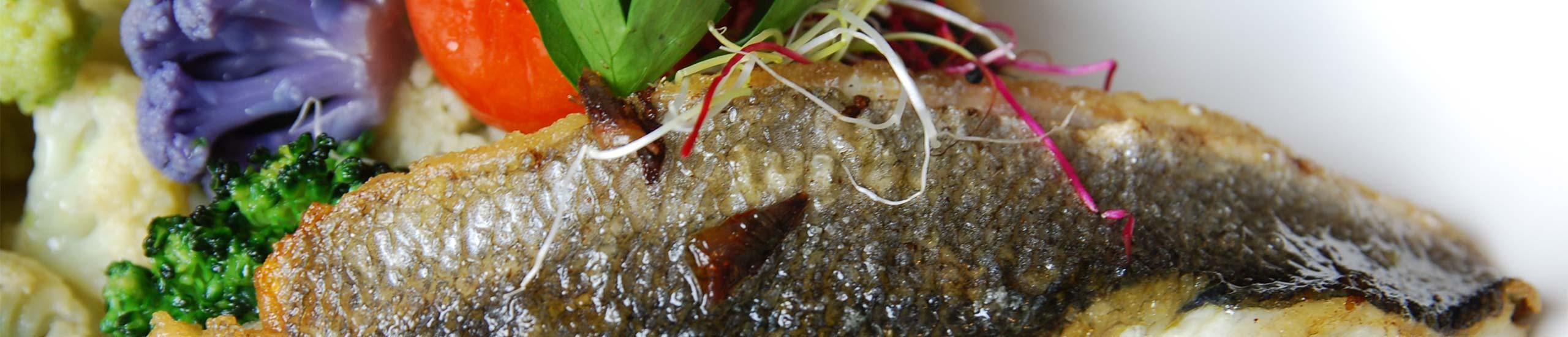 Gericht - Stint mit Gemüse